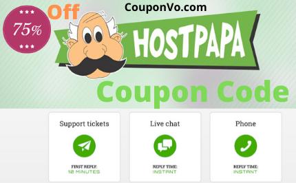 HostPaPa Coupon, HostPaPa promo code, HostPaPa discount Coupon