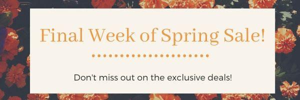 liquidweb spring sale