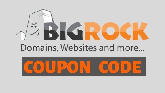 Bigrock coupon, Bigrock discount, Bigrock coupon code