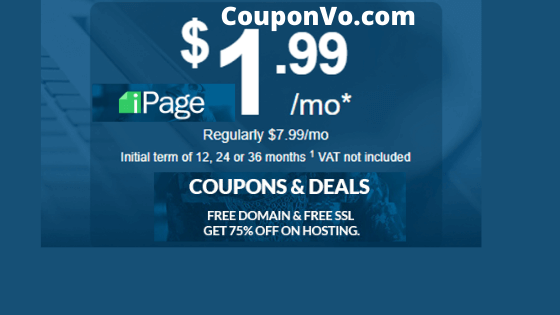 Ipage coupon, Ipage coupon code
