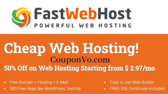 fastwebhost coupon, fastwebhost coupons