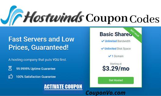 hostwinds coupon, hostwinds coupon code, hostwinds promo code