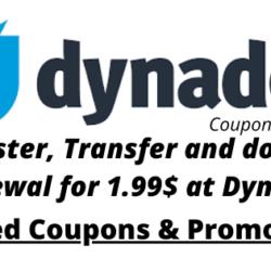 Dynadot Coupon, Dynadot Promo Code
