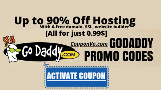 Godaddy Promo Code, Godaddy Promo Code renewal, Godaddy Promo Code India