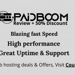 Paidboom hosting, Paidboom coupon, Paidboom hosting review