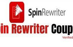 spin rewriter coupon, spin rewriter discount