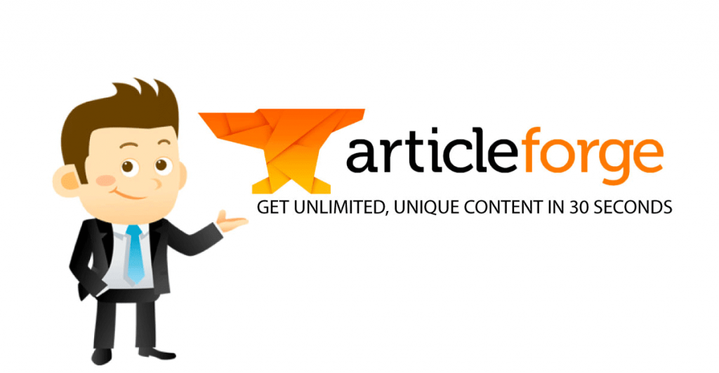 Article Forge Review, Article Forge